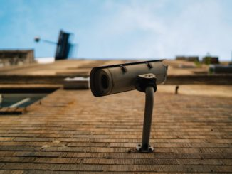 camera securité discrète