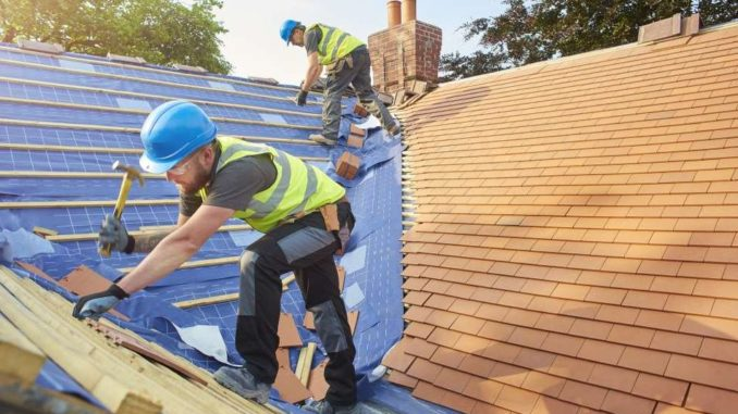 isolation exterieure par le toit